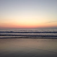Photo taken at 81st Street Beach by Emily R. on 3/15/2015