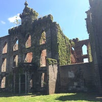 Photo taken at Smallpox Hospital by Steve C. on 4/30/2016