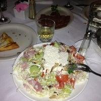 Photo taken at Magura Bulgarian Restaurant by Viktor T. on 3/10/2013