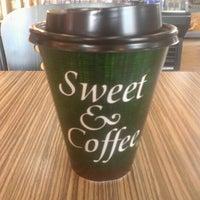 Photo taken at Sweet & Coffee by Mauricio U. on 6/4/2013