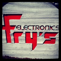 Photo taken at Fry's Electronics by Manny G. on 6/1/2013