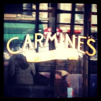 Photo taken at Carmine's by Manny G. on 11/22/2012