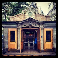 Photo taken at MTA Subway - Bowling Green (4/5) by Manny G. on 10/7/2012
