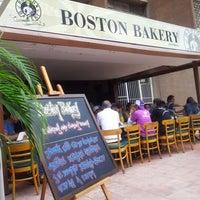 Photo taken at Boston Bakery by Lysa E. on 10/21/2012