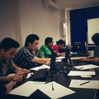 Photo taken at Sekolah Tinggi Manajemen Informatika dan Teknik Komputer (STIKOM) Bali by putra w. on 11/22/2012