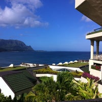Photo taken at The St. Regis Princeville Resort by Mike G. on 12/10/2012