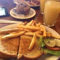 Photo taken at Harlow's Café by Diana U. on 4/26/2013