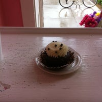 Photo taken at The Flying Cupcake by William G. on 5/23/2013