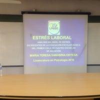 Photo taken at Universidad Iberoamericana by Tere S. on 10/13/2016
