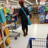 Photo taken at Walmart Supercenter by Reign S. on 2/17/2013