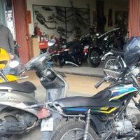 Photo taken at Sen Jaya Motor by Agus U. on 8/5/2014