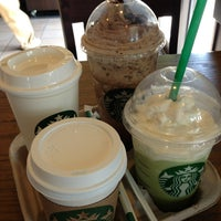 Photo taken at Starbucks by Judith L. on 5/12/2013