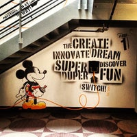 Photo taken at Disney Consumer Products - Southeast Building by Jesse T. on 7/17/2013