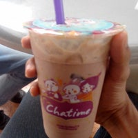Photo taken at Chatime by Zyy S. on 7/28/2015