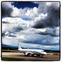 Photo taken at Geneva Cointrin International Airport (GVA) by Emile N. on 5/24/2013