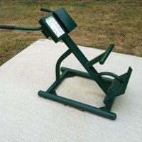 Photo taken at Sam Houston Trails Park by Pam B. on 9/15/2012