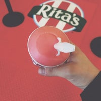 Photo taken at Rita's Italian Ice by Ben 💯 B. on 3/15/2014