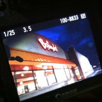 Photo taken at Bojangles' Famous Chicken 'n Biscuits by Ginger G. on 12/16/2012
