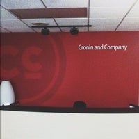 Photo taken at Cronin and Company by Gitamba S. on 9/21/2012