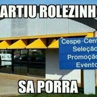 Photo taken at Cespe - Centro de Seleção e de Promoção de Eventos by Monique S. on 1/30/2014