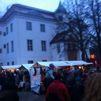 Photo taken at Jagdschloss Grunewald by Marco K. on 12/7/2013