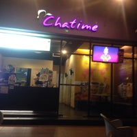 Photo taken at Chatime by Zizy on 1/5/2016