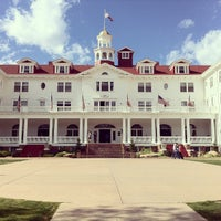 Photo taken at Stanley Hotel by Laura M. on 6/8/2013