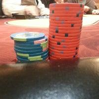 Photo taken at WinStar Poker Room by Phreshmint .. on 7/17/2013
