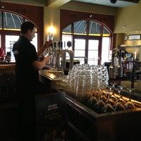 Photo taken at Gordon Biersch Brewery Restaurant by Steve G. on 3/10/2013