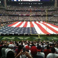 Photo taken at NRG Stadium by Jason M. on 9/15/2013