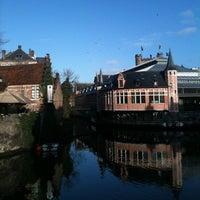 Photo taken at Oude Vismijn by RicoBel on 2/2/2013