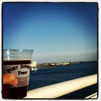 Photo taken at Bridgeport & Port Jefferson Ferry by Mike S. on 10/20/2012