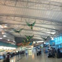 Photo taken at Norman Manley International Airport (KIN) by DaSH on 6/5/2013