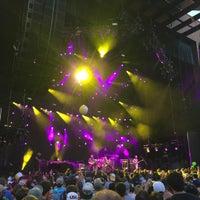 Photo taken at Tuscaloosa Amphitheater by finnious f. on 8/3/2015