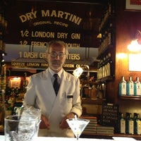 Photo taken at Dry Martini by Mezcal Los Siete Misterios on 6/11/2013