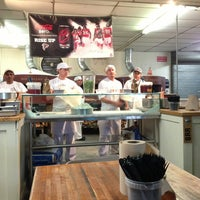 Photo taken at Antico Pizza Napoletana by Cherry L. on 1/18/2013
