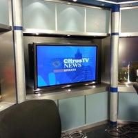 Photo taken at CitrusTV by Bobby L. on 4/26/2013