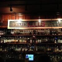 Photo taken at Kells Irish Restaurant & Pub by Chris 'Spike' on 7/27/2013