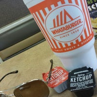 Photo taken at Whataburger by 13 B. on 7/19/2014