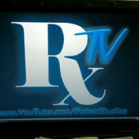 Photo taken at Rehab Studios HTX by 13 B. on 10/30/2012