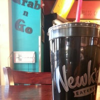 Photo taken at Newk's Express Cafe by Becky S. on 3/8/2013