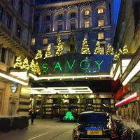 Photo taken at Savoy Place by Marcus A. on 1/5/2016