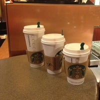 Photo taken at Starbucks by Valerie P. on 2/11/2013