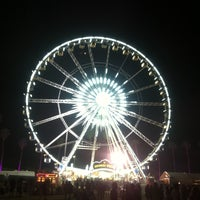 Photo taken at Coachella Valley Music and Arts Festival by Dianini V. on 4/21/2013
