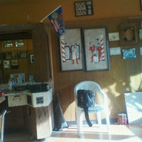 Photo taken at Clifton Barber Shop by Ray F. on 12/14/2012