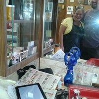 Photo taken at Clifton Barber Shop by Ray F. on 9/27/2013