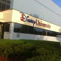 Photo taken at Disney University by Tim M. on 10/26/2012