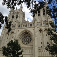 Photo taken at Washington National Cathedral by Paul A. on 9/29/2012