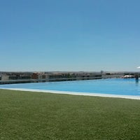 Photo taken at Hotel Córdoba Center by Marcelo M. on 8/3/2014