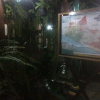 Photo taken at Kampoeng djawa by Tria Mariz A. on 3/30/2013